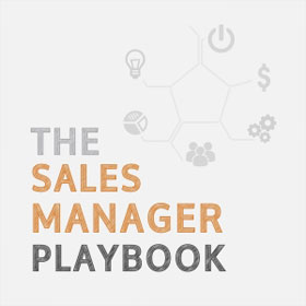 The Sales Manager Playbook