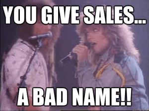hack sales