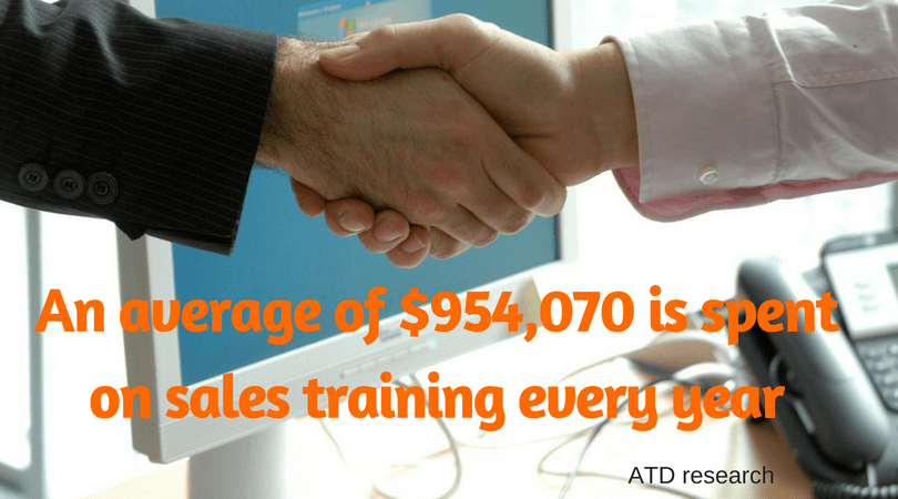 sales training programs