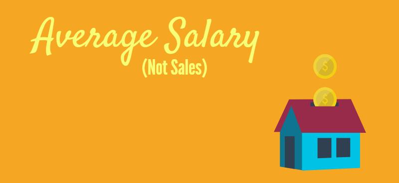 sales rep salary