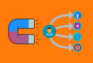 generating leads through social media