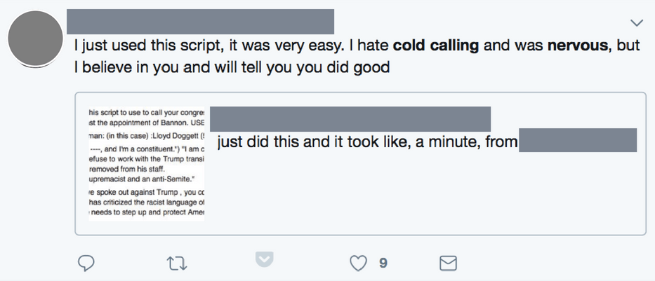 cold calling anxiety