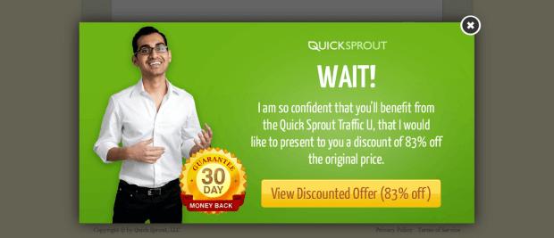 Quick Sprout Wait
