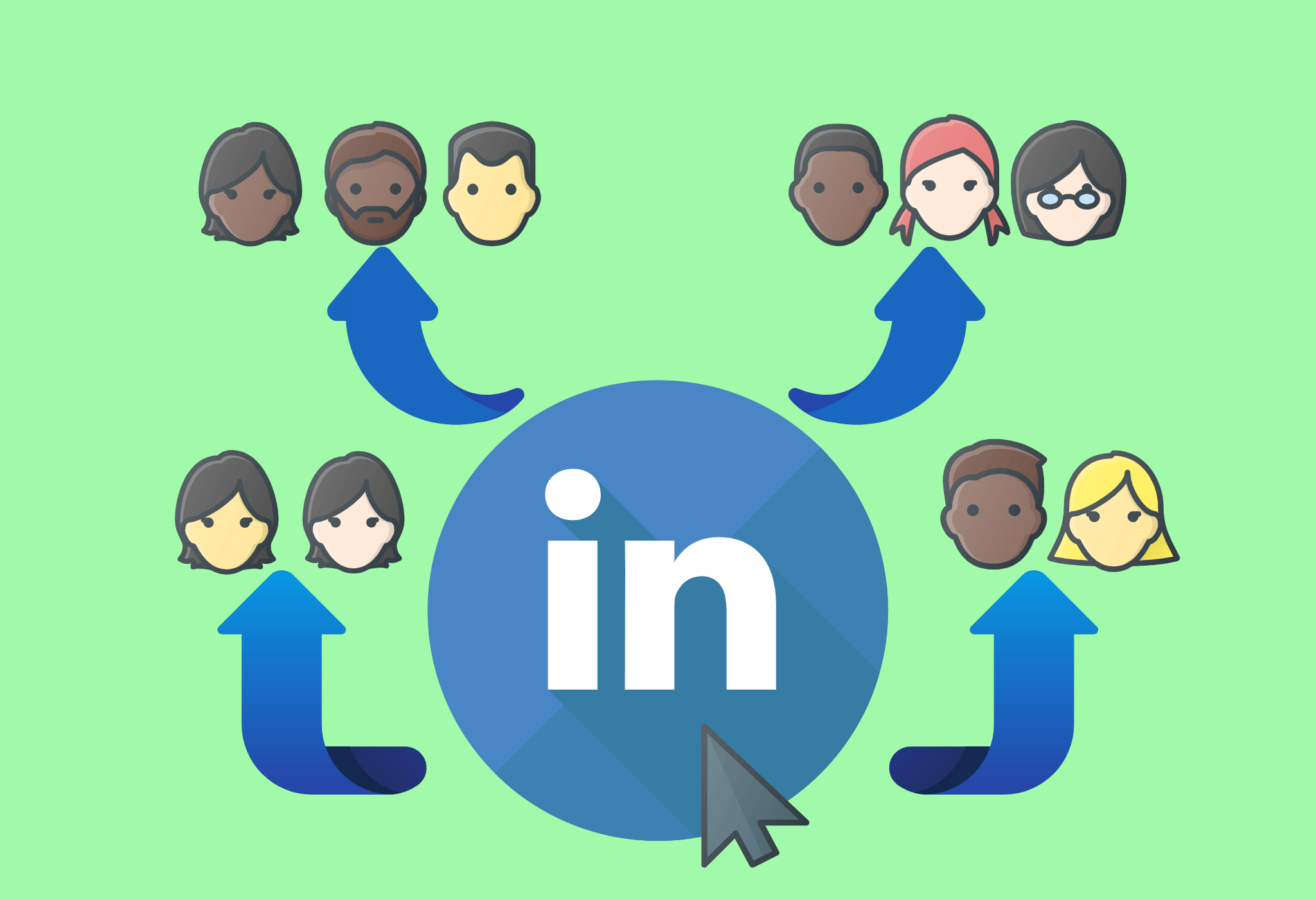 linkedin for sales leads