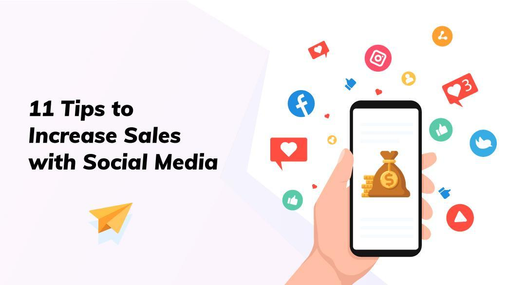 increase sales with social media