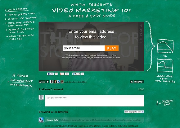 how to get leads with video marketing