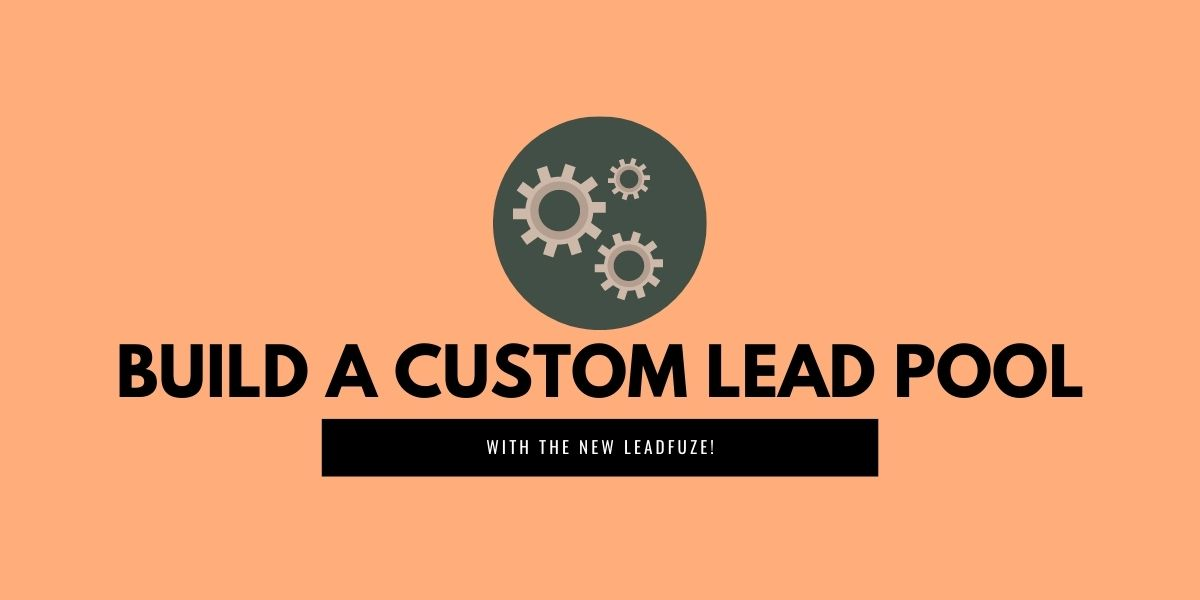 custom lead audience