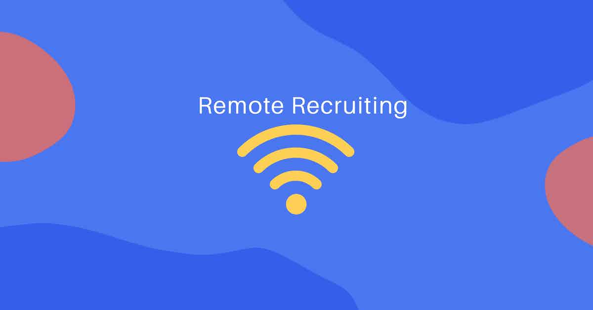 remote recruiting