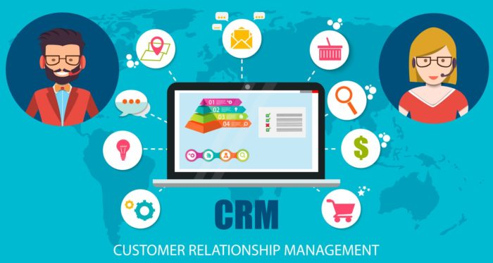 Lead Generation Tools - CRM