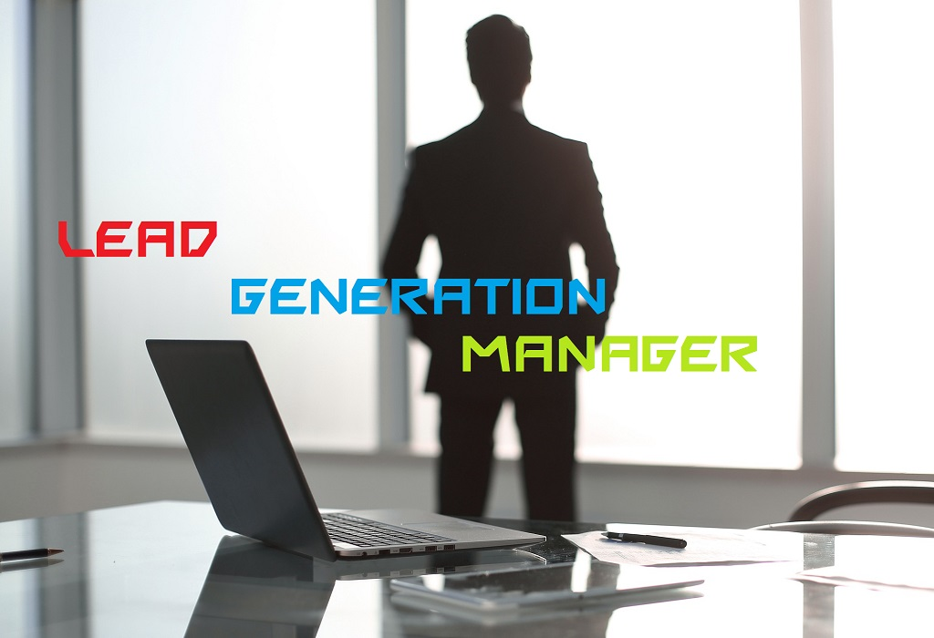 hire lead generation manager