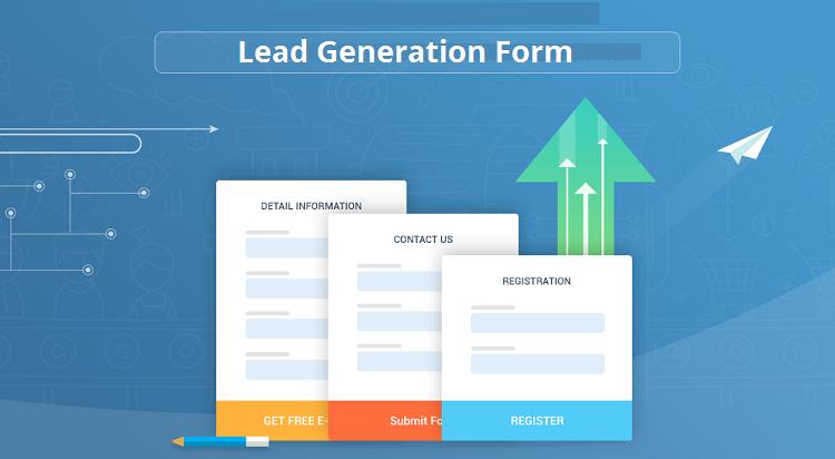 lead generation form