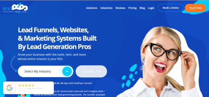 lead generation affiliate program