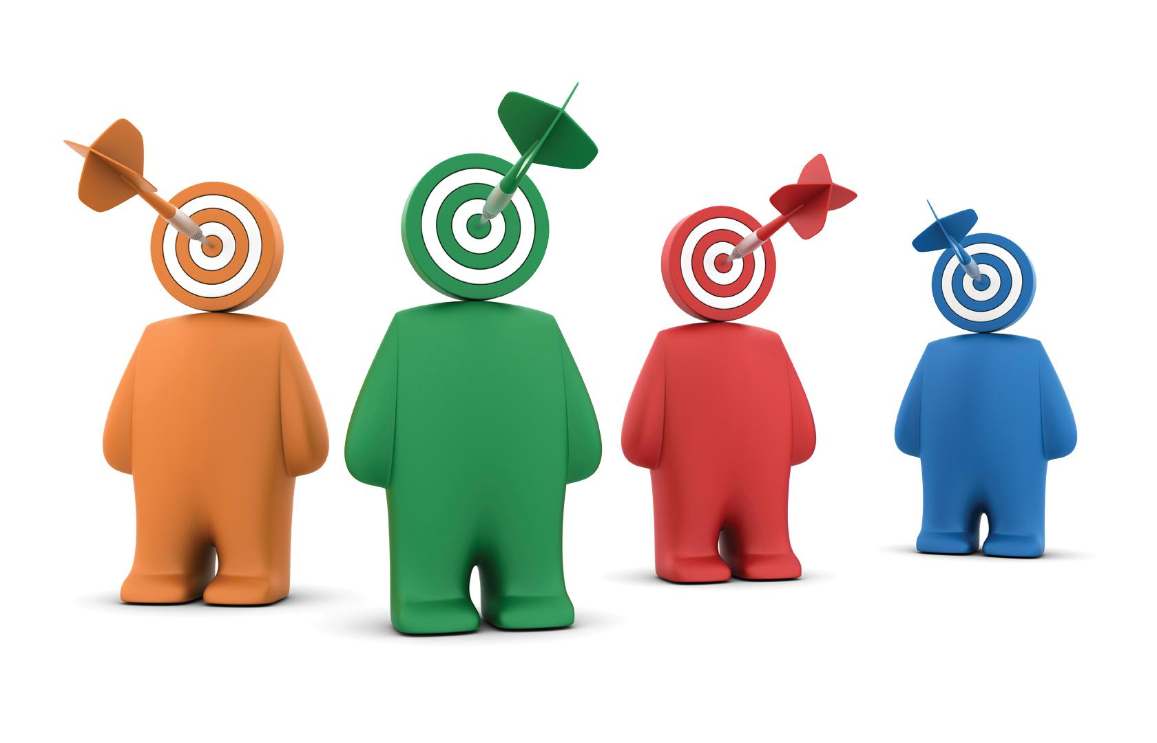 find company information of target customers