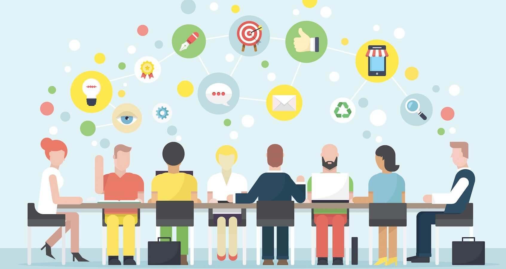 sales meeting ideas
